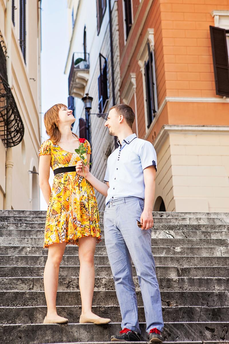 Dmitry and Maria