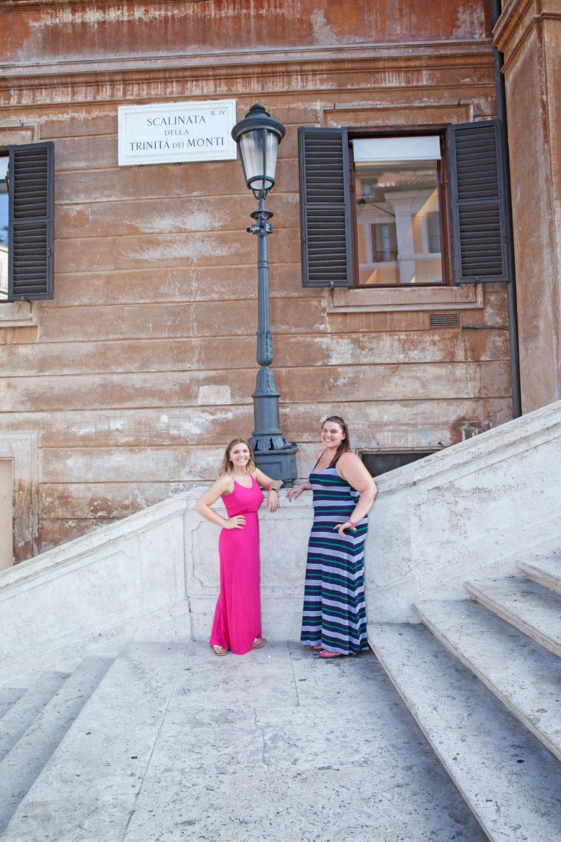 Jessica e Victoria